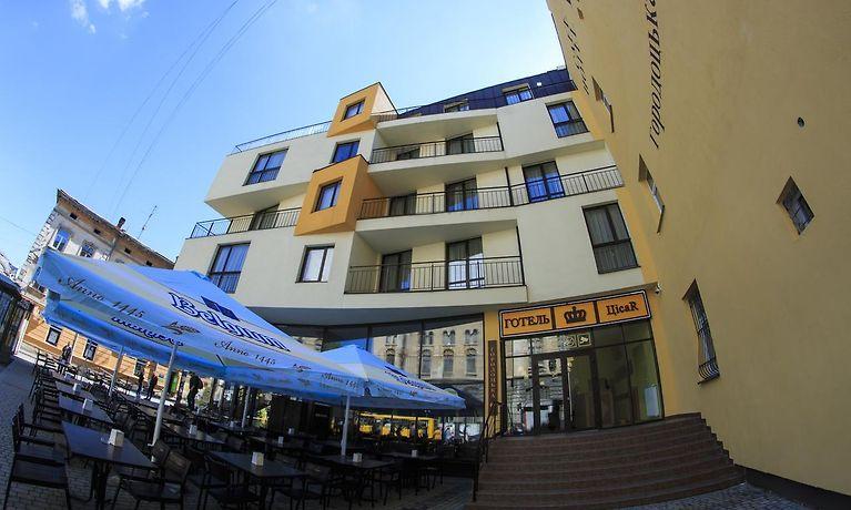 Hotel Cisar Lviv Book Hotel Rooms In Lviv At Great Rates